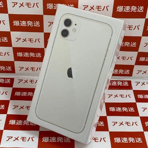 iPhone11 Apple版SIMフリー 64GB MHDC3J/A A2221-正面