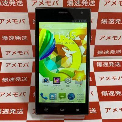 StarQ Q5002 SIMフリー 16GB ブラック