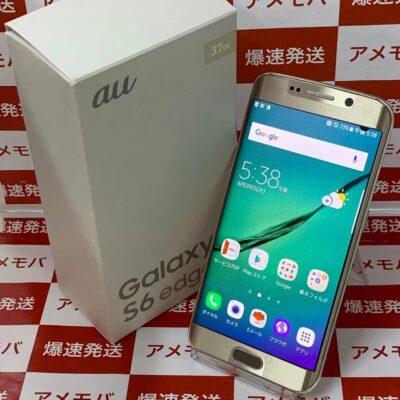 Galaxy S6 edge SCV31 au 32GB SIMロック解除済み
