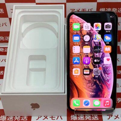 iPhoneXS au版SIMフリー 64GB MTAY2J/A A2098
