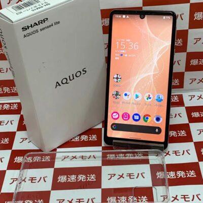 AQUOS sense4 lite 楽天モバイル版SIMフリー 64GB SH-RM15