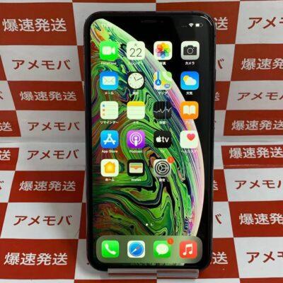 iPhoneXS Max au版SIMフリー 256GB MT6U2J/A A2102