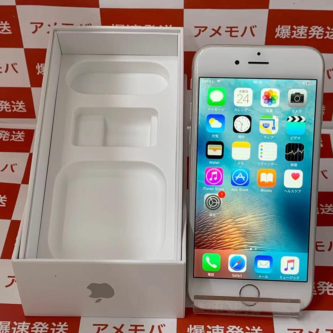 iPhone 6 64GB SoftBank [シルバー]