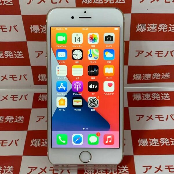 iPhone6s SoftBank版SIMフリー 64GB MKQQ2JA1688-正面