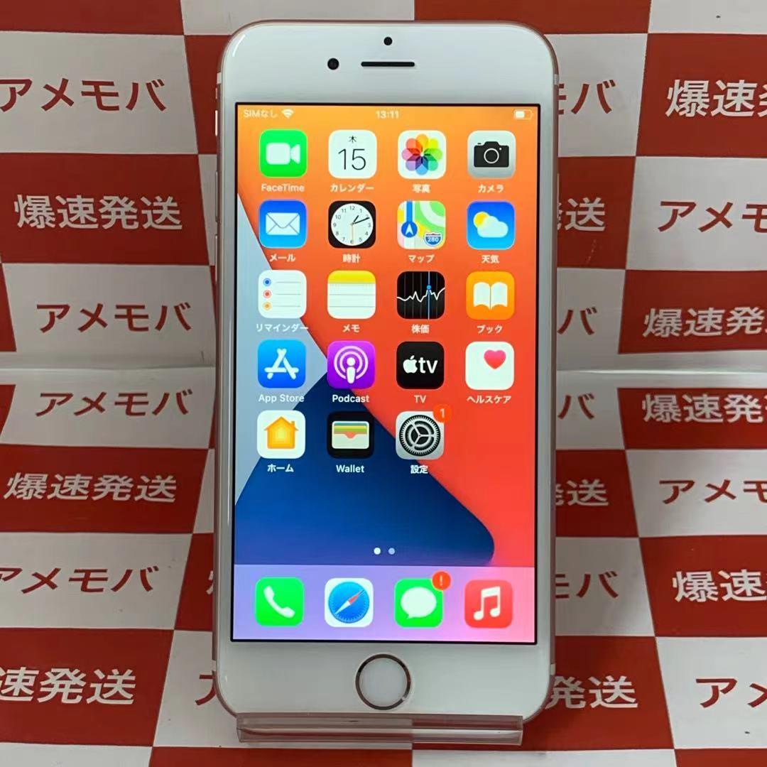 iPhone 6s 16GB SoftBank [ローズゴールド]