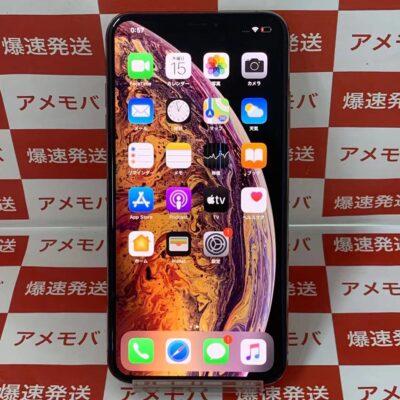 iPhoneXS Max SoftBank版SIMフリー 256GB MT6W2J/A A2102