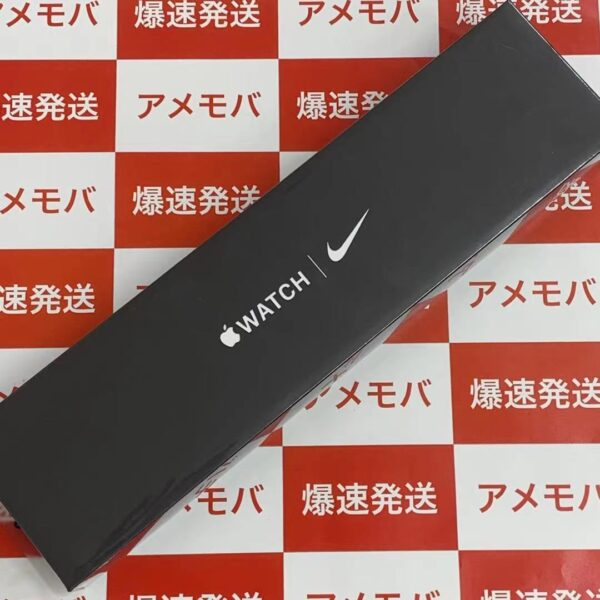 Apple Watch Series 6 GPSモデル Nike 44MM MG173J/A A2292-正面