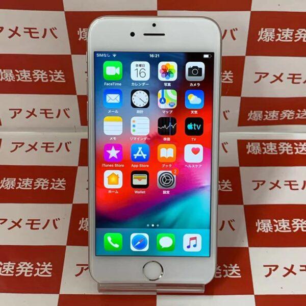 iPhone6 au 16GB NG482J/A A1586-正面