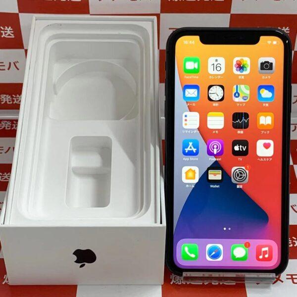 iPhone11 docomo版SIMフリー 128GB MWM02J/A A2221-正面