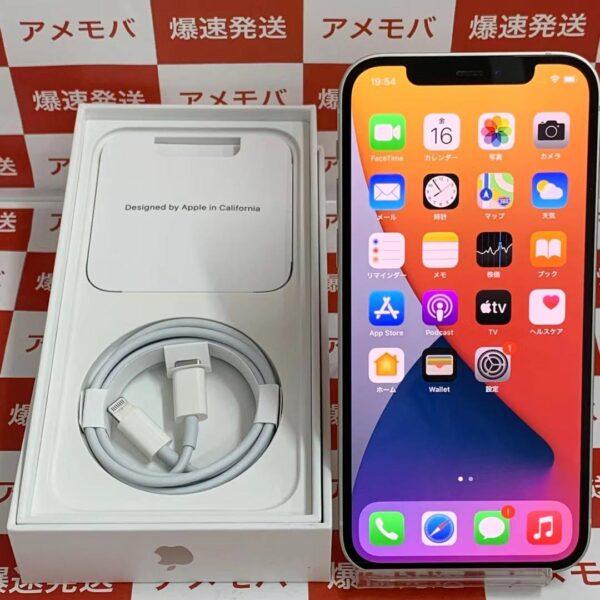 iPhone12 docomo版SIMフリー 64GB MGHP3J/A A2402-正面