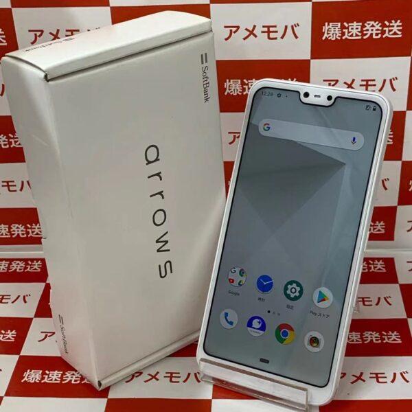 arrows U 801FJ SoftBank 32GB SIMロック解除済み-正面