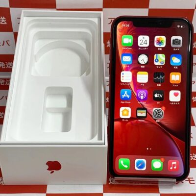 iPhoneXR docomo版SIMフリー 128GB MT0N2J/A A2106