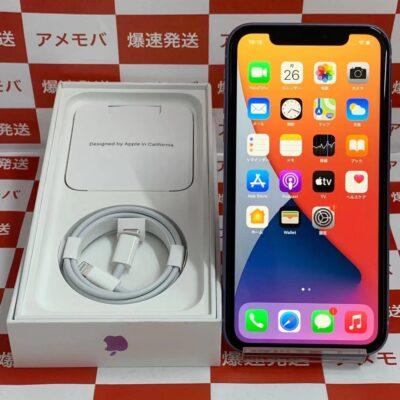 iPhone11 UQ版SIMフリー 64GB MHDF3J/A A2221
