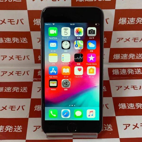 iPhone6 SoftBank 16GB NG472J/A A1586 極美品正面