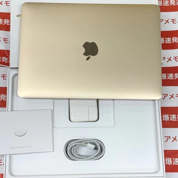 Macbook (Retina, 12-inch, Early 2016) 256GB MLHE2J/A A1534-正面