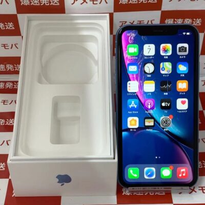 iPhoneXR docomo版SIMフリー 128GB MT0U2J/A A2106