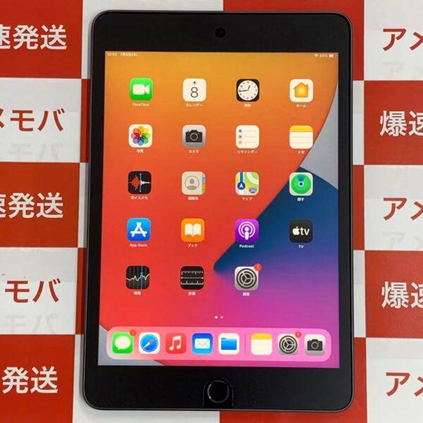 iPad mini 5 Wi-Fiモデル 64GB MUQW2J/A A2133 極美品-正面