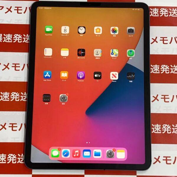 iPad Pro 11インチ 第2世代 Apple版SIMフリー 128GB MY2V2J/A A2230-正面