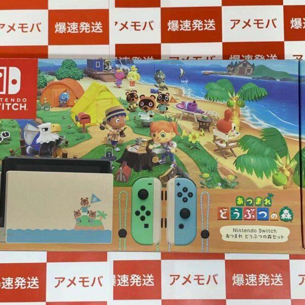 Nintendo Switch あつまれ どうぶつの森セット -正面