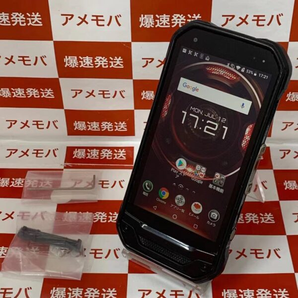 TORQUE G03 KYV41 au 32GB SIMロック解除済-正面