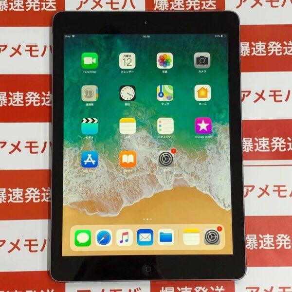 iPad Air 第1世代 Wi-Fiモデル 16GB MD785J/B A1474-正面
