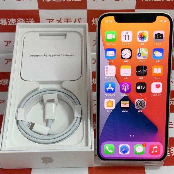 iPhone12 mini SoftBank版SIMフリー 64GB MGA63J/A A2398-正面