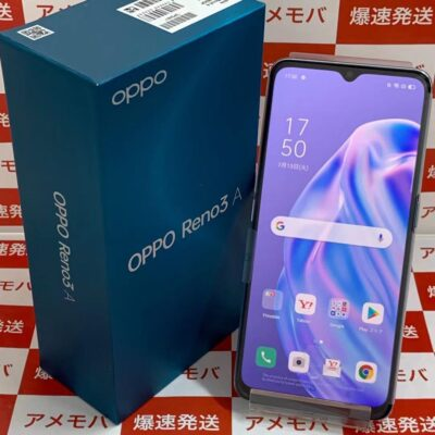 OPPO Reno3 A Y!mobile 128GB SIMロック解除済み