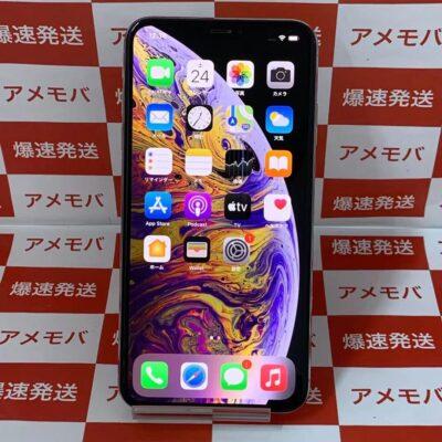 iPhoneXS Max SoftBank版SIMフリー 256GB MT6V2J/A A2102