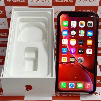 iPhoneXR Apple版SIMフリー 64GB MT062J/A A2106