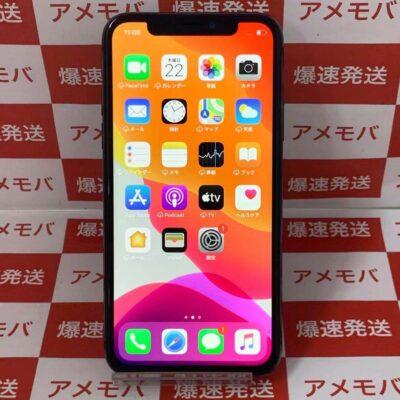 iPhoneX docomo版SIMフリー 256GB MQC12J/A A1902