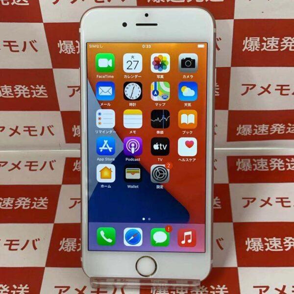 iPhone6s docomo版SIMフリー 32GB MN122J/A A1688-正面