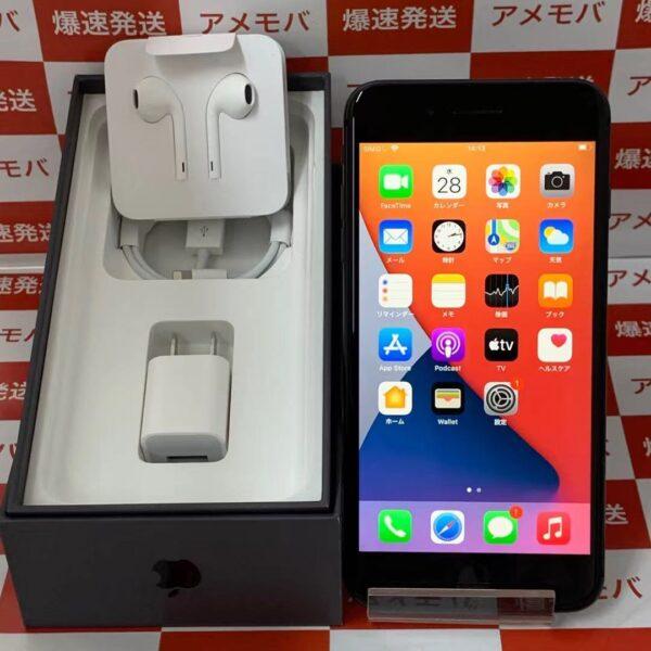 iPhone8 Plus docomo版SIMフリー 256GB MQ9N2J/A A1898-正面