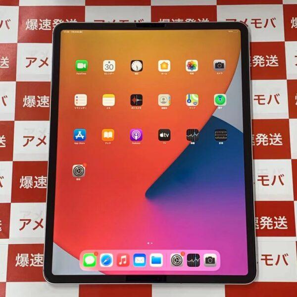 iPad Pro 12.9インチ 第3世代 au版SIMフリー 64GB NTHP2J/A A1895-正面
