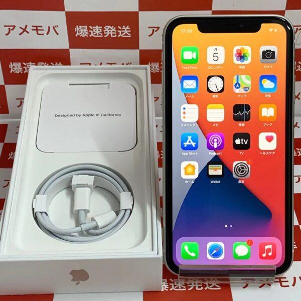 iPhone11 UQ版SIMフリー 64GB MHDC3J/A A2221-正面