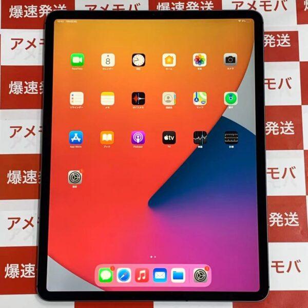 iPad Pro 12.9インチ 第4世代 Apple版SIMフリー 128GB MY3C2J/A A2232-正面