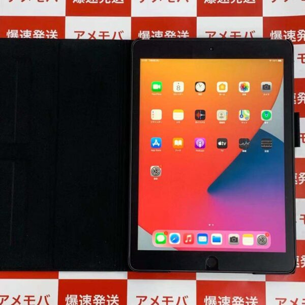 iPad 第8世代 Wi-Fiモデル 128GB MYLD2J/A A2270-正面