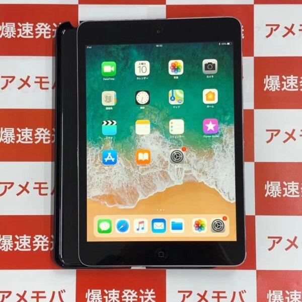iPad mini 2 Wi-Fiモデル 16GB ME276J/A A1489 正面