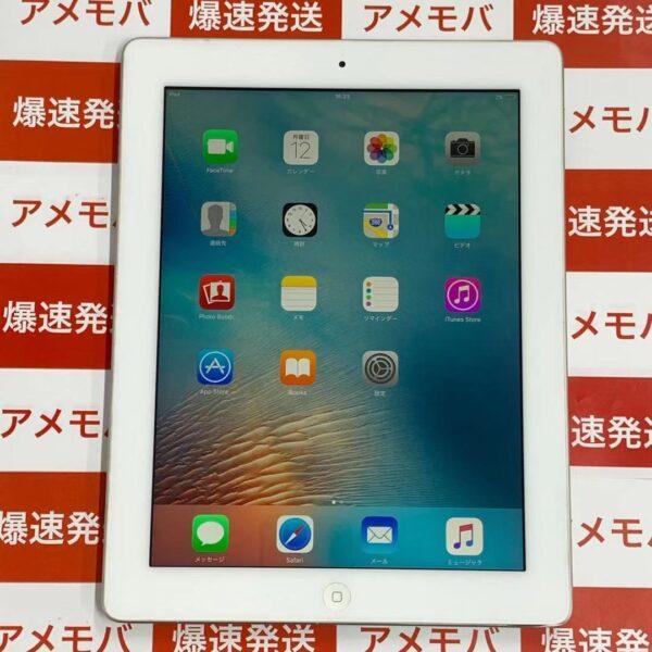 iPad 第3世代 Wi-Fiモデル 64GB MD330J/A A1416-正面