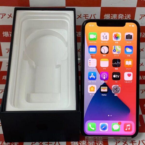 iPhone11 Pro docomo版SIMフリー 256GB MWC72J/A A2215-正面