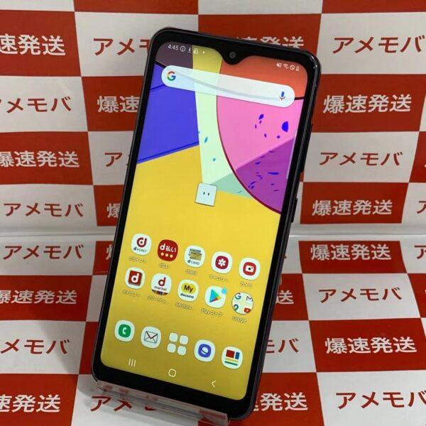 Galaxy A21 SC-42A docomo 64GB SIMロック解除済-正面