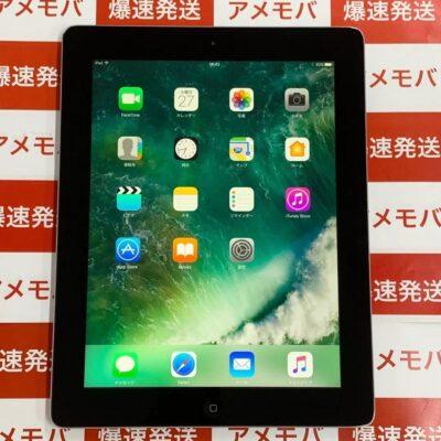 iPad 第4世代 Wi-Fiモデル 32GB MD511J/A A1458