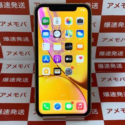 iPhoneXR au版SIMフリー 128GB MT0Q2J/A A2106 訳あり大特価