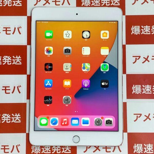 iPad mini 4 docomo版SIMフリー 128GB MK772J/A A1550-正面
