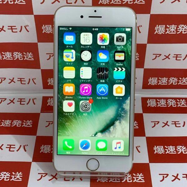 iPhone6 docomo 16GB NG492J/A A1586-正面