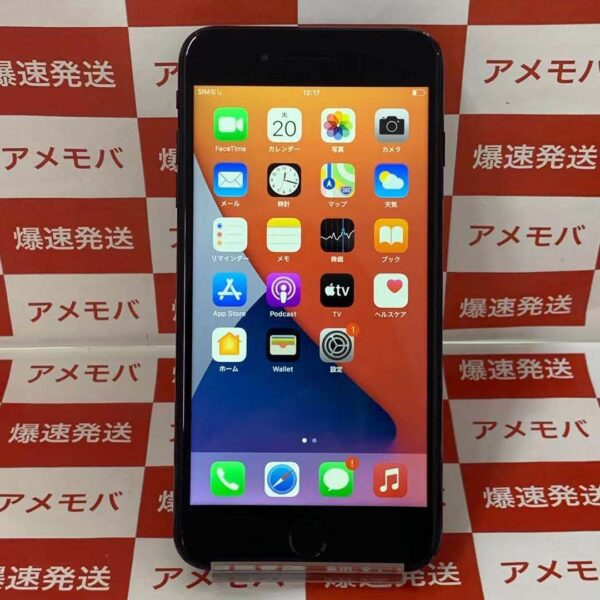 iPhone7 Plus au版SIMフリー 128GB MN6K2J/A A1785-正面