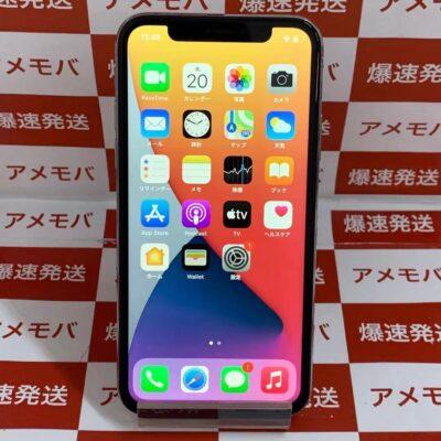 iPhoneX au版SIMフリー 256GB MQC22J/A A1902 訳あり大特価