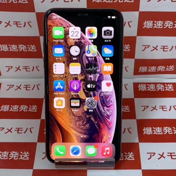 iPhoneXS Apple版SIMフリー 512GB NTE52J/A A2098 美品-正面