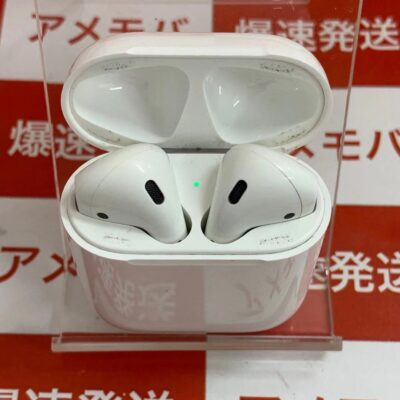 Apple AirPods 第2世代 with Charging Case MV7N2J/A