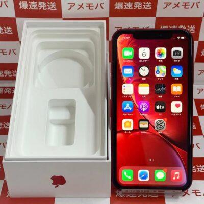 iPhoneXR SoftBank版SIMフリー 64GB MT062J/A A2106