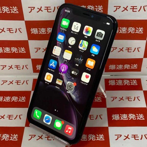 iPhoneXR au版SIMフリー 128GB NT0G2J/A A2106-正面